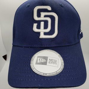 San Diego Padres logo hat